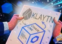 Chainlink LINK Partners South Korea's Klaytn Blockchain Project for Oracle Solutions 350x209 2