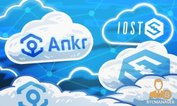 New Partner Ankr Brings Node Hosting Solutions to Empower IOST Nodes Network Growth 350x209 2