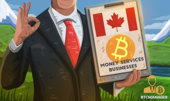 Bitcoin companies are now regulated in Canada 350x209 2
