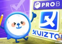 Blockchain Quiz Rewards Platform Quiztok's QTCON Listed on ProBit Exchange 350x209 2