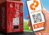 Coca Cola Amatil vending machines accept Bitcoin via Centrapay 350x209 2
