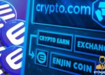 Crypto.com Adds Enjin Coin ENJ to Earn and Exchange 350x209 2