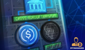 European bank uses stablecoin instead of SWIFT for cross border transfers 350x209 2