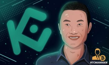 Exclusive Interview with KuCoin Global CEO Johnny Lyu 350x209 2
