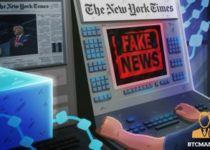 New York Times Shares Results from Blockchain Project to Curb Fake News Misinformation 350x209 2
