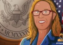 SEC Crypto Mom Hester Peirce Tapped for Second Term at US Regulator 350x209 2