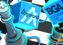 Algorand Joins The Blockchain Game Alliance 350x209 2