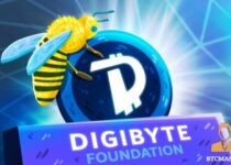 Become a DigiBee and donor of the DigiByte Foundation Today 350x209 2