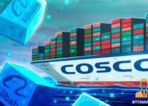 Chinese Logistics Firms Tap Alibaba's Blockchain for Shipping and Logistics 350x209 2