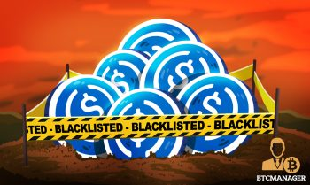 """Circle """"Blacklists"""" 100000 in USDC After Lawmaker's Request 350x209 2"""
