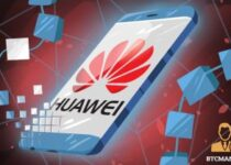 Huawei to Build Blockchain Smartphone 350x209 2