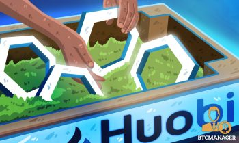 Huobi Global to Avail Pricing Data and Run Chainlink Node After Partnership 350x209 2