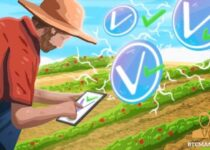 Italy's Coldiretti and Princes Tap VeChain VET for Farm Produce Tracking 350x209 2