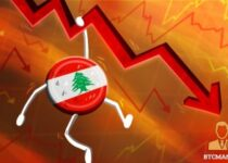 Lebanese Lira collapses is now worth one satoshi 350x209 2