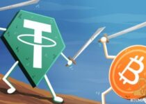 Stablecoin Tether Surpasses Bitcoin the most Traded Digital Currency 350x209 2