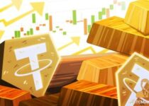 Tether Gold XAUT Witnesses Surge in Demand Amid Grim Economic Outlook 350x209 2