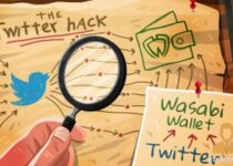 Twitter Hackers Using Wasabi Wallet to Wipe Out Bitcoin Trail Elliptic Says 350x209 2