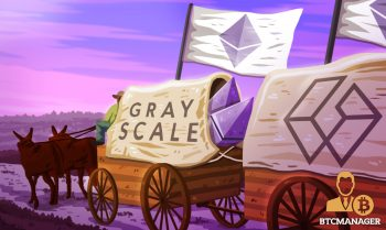 Grayscale Bags almost Half of all ETH Mined in 2020 Prepping for ETH 2.0 Rally 350x209 2