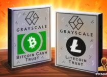 Grayscale Investments Announces Approval of Public Quotations for Eligible Shares of Grayscale Bitcoin Cash Trust and Grayscale Litecoin Trust 350x209 2
