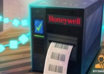 Honeywell Label Printers Leverage Blockchain Technology to Increase Supply Chain Transparency 350x209 2