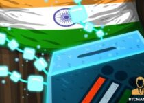 Indian Election Commission welcomes Blockchain 350x209 2