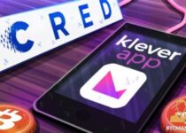 Klever and Cred Announce Partnership to Allow Crypto Interest Earning in Klever App 350x209 2