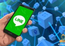 Messaging giant Line plans to create own blockchain to support Dapps 350x209 2
