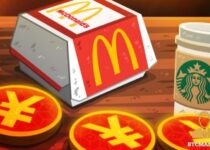 Starbucks McDonalds could trial Chinas central bank digital currency Report says 350x209 2