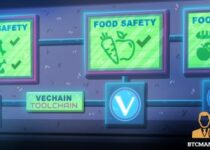 VeChain VET Rolls Out Blockchain based Food Safety Solution 350x209 2