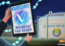 VeChain VET and Shanghai Gas Group Complete LNG Blockchain Project 350x209 2