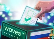 Federal voting in Russia on waves enterprise chain has started 350x209 2