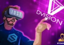 IOST Partners VR Content Platform The Dvision Network Exploring The New Reality on Blockchain 350x209 2