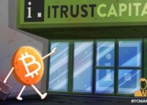 Investors Flee Wall Street opting for Bitcoin Gold in their 401k IRA according to iTrustCapital 350x209 2