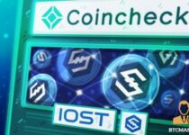 Japans Largest Compliance Exchange Coincheck To List IOST on 8 Sep 2020 350x209 2