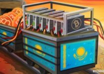 Kazakhstan in talks on 700 mln in cryptocurrency mining projects 350x209 2