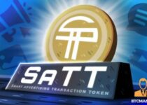 SaTTs ICO hits its softcap of 3360000 USD 350x209 2