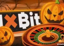 1xBit Launches New Live Halloween Casino Tournament 'Witching Hour 350x209 2