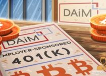 Digital Asset Investment Management DAiM launches first ERISA compliant employer sponsored 401k plans with Bitcoin 350x209 2