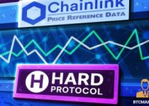 Hard Cross Chain Money Market To Use Chainlink Price Reference Data 350x209 2