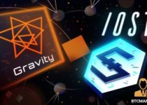 IOST connects Gravity Network to foster cross chain functionality 350x209 2