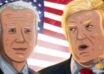 Place Bets on the Upcoming US Presidential Election on 1xBit 350x209 4