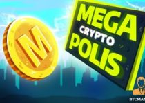 Virtual World MegaCryptoPolis Releases Its Native MEGA Token 350x209 2