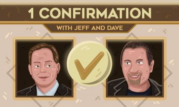 1 Confirmation with Jeff and Dave
