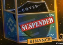 Binance Will Suspend COVER Trading and COVER Deposits 350x209 2