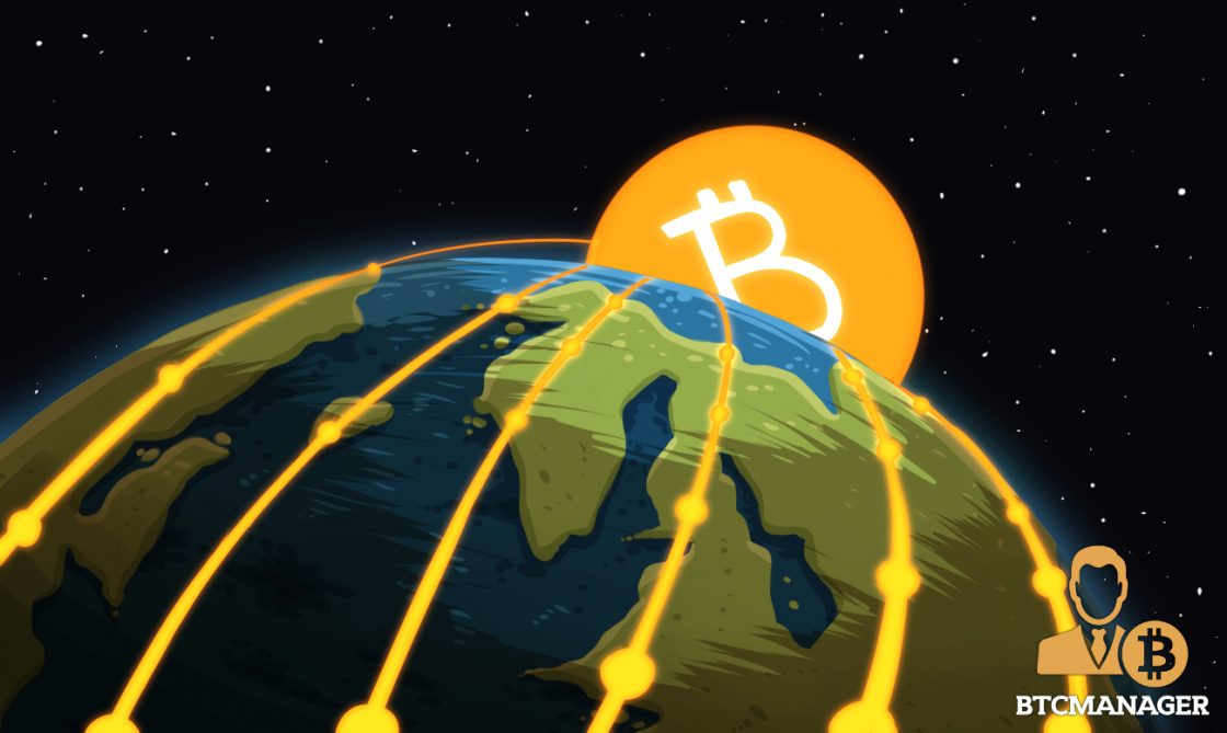 Bitcoin-Becomes-the-Main-Method-Of-International-Payment