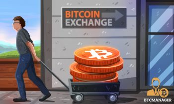 Bitcoin Exchanges See Largest BTC Outflow in 3 years
