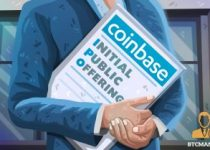 Coinbase Reportedly Seeking Services of Goldman Sachs for IPO 350x209 2