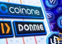 Donnie Finance and IOST Partner DON Listed at CoinOne 350x209 2
