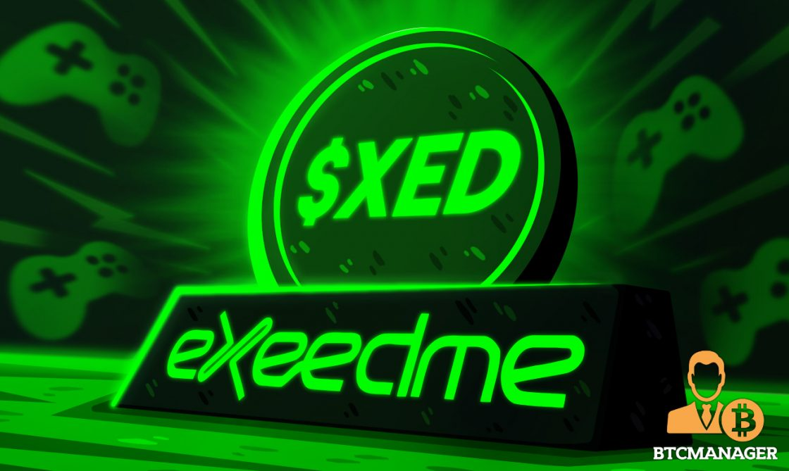 Exeedme's native asset will list on December 30th, in anticipation of a strong market close to the year