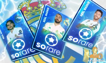 Football Club Real Madrid Joins Sorare's NFT Roster